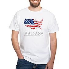AmericanBadass_DrkShrt Shirt
