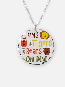 lionstigersbears Necklace