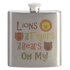 lionstigersbears Flask