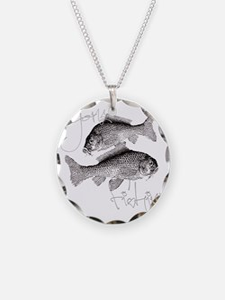 Gone Fishin Necklace