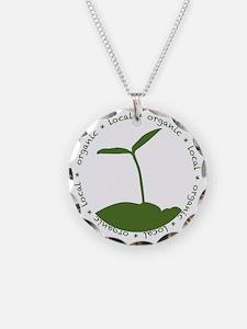 Local  Organic Necklace