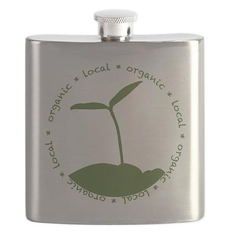 Local Organic Flask