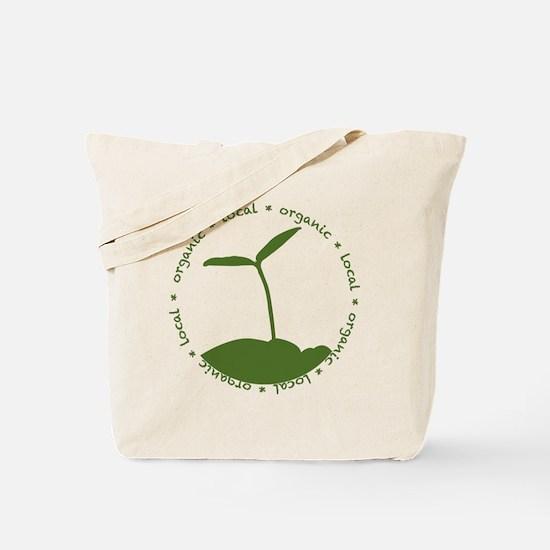 Local  Organic Tote Bag