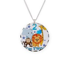 baby2JungleAnimals Necklace