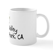 DeathValley-NP-Back Mug