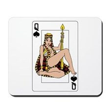 The Four Queens Mousepad