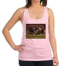 Being with You is all that matters Racerback Tank