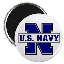 "U S Navy 2.25"" Magnet (10 pack)"