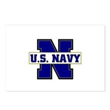 U S Navy Postcards (Package of 8)