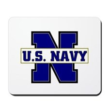 U S Navy Mousepad
