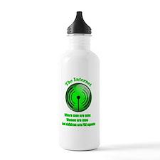 TheInternet Water Bottle