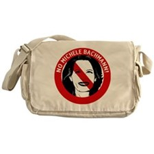 no-michele-bachmann-face Messenger Bag