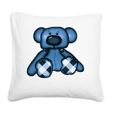 10x10_teddy0619 Square Canvas Pillow