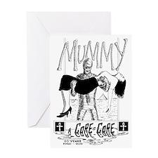 Copy of MummyArt01 Greeting Card