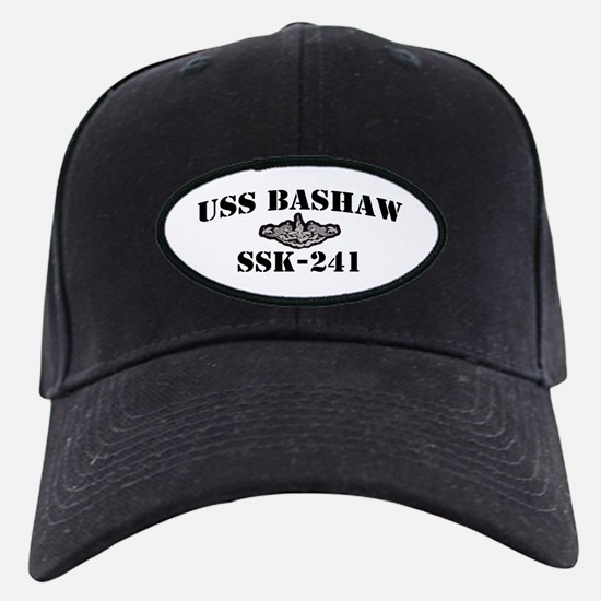 USS BASHAW Baseball Hat
