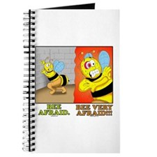 Bee Afraid Journal