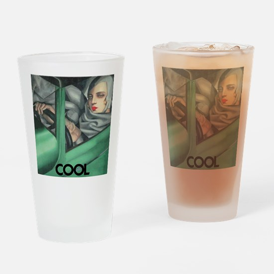 COOL for LIGHT SHIRTS Drinking Glass