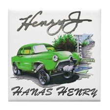 Hanas Henry Race Tile Coaster