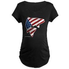 flag trout 1 dark T-Shirt