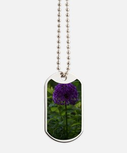 Flower Journal Dog Tags