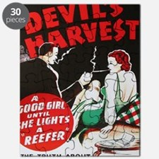Devils Harvest BIG PNG Puzzle