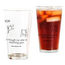 bun 7 Hop as_edited-3 Drinking Glass