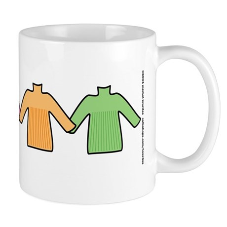 Sherbet Sweater Mug
