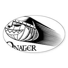BW Onager logo Decal