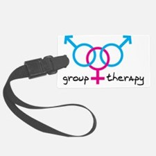 group-therapy-bgb Luggage Tag