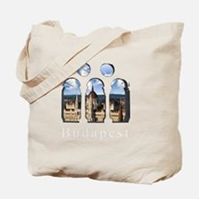 Budapest Parlament Tote Bag