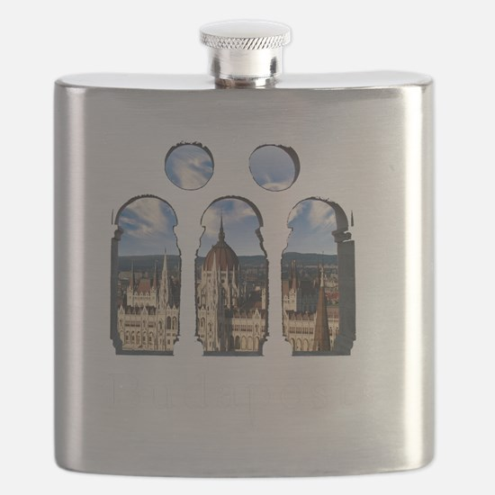 Budapest Parlament Flask
