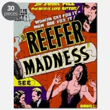 Reefer Madness 1936 BIG PNG Puzzle