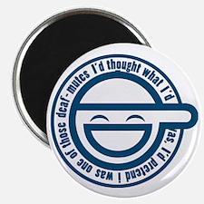 laughing-man-1 Magnet