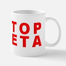 stop ceta bumper_o Mug