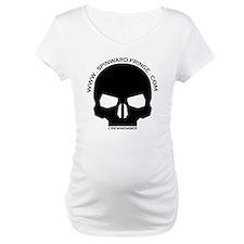 CREWMEMBER-SKULL-LOGO-BLACK Shirt