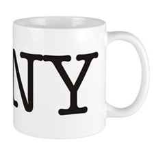 I Shamrock New York Mug