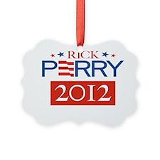 Rick Perry 2012 Ornament