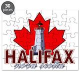 Halifax nova scotia Puzzles