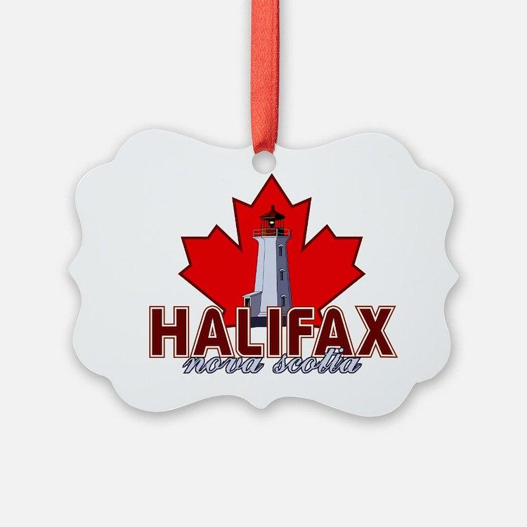 Halifax Lighthouse Ornament