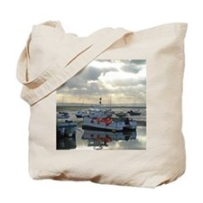 Buoys poster Tote Bag