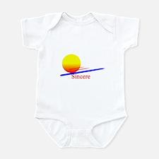 Sincere Infant Bodysuit