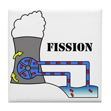 Fission Tile Coaster