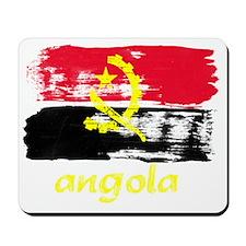 angola-white Mousepad