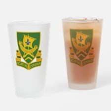 709th Military Police Battalion DUI Drinking Glass