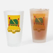 716th Military Police Battalion DUI Drinking Glass