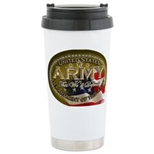 army Oval Travel Mug