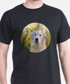 J-ORN-Palms-Golden-10b T-Shirt