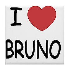 BRUNO Tile Coaster