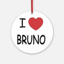 BRUNO Round Ornament