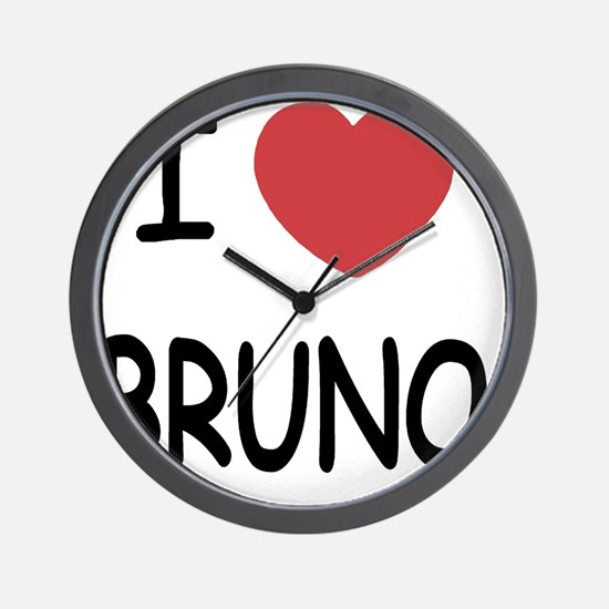 BRUNO Wall Clock